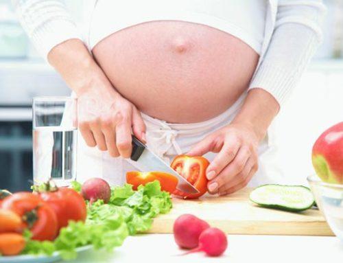 Дієта і вагітність: як подарувати здоров'я дитині